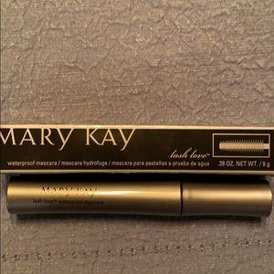 Mary Kay lash love mascara waterproof mascara